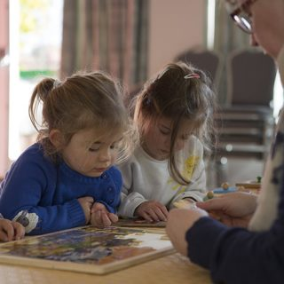 St Saviours pre-school St Albans